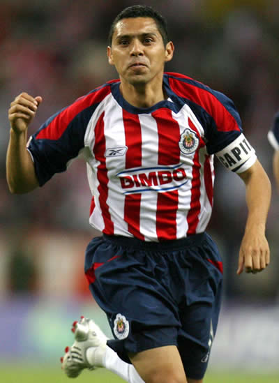 f5145ab6dc2 Ramon Morales - Chivas (Mexsport)