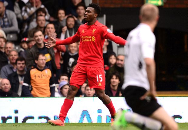 Fulham 1-3 Liverpool: Sturridge steals the show as Reds dominate