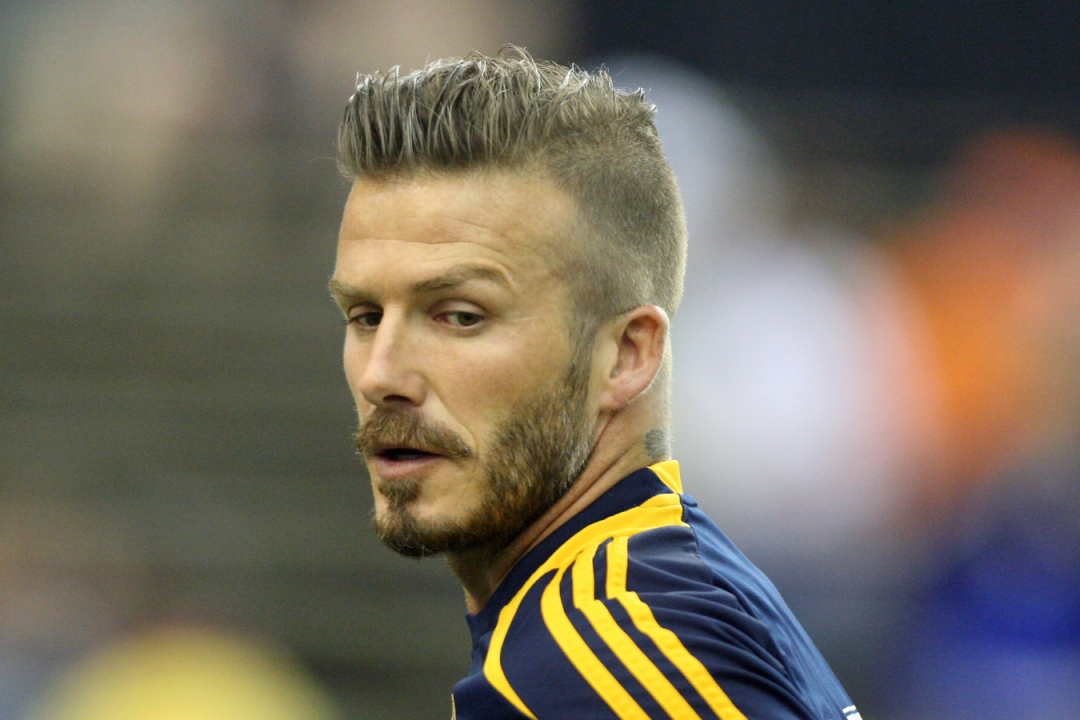 David Beckhams 14 Definitive Hairstyles The Morrissey Goal