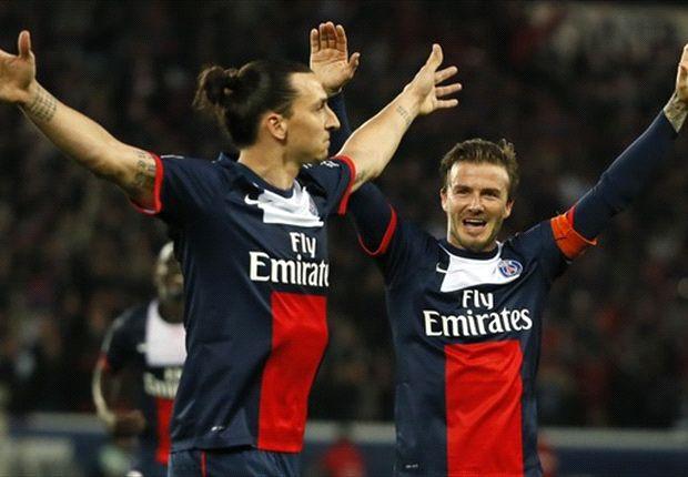 Paris Saint Germain-Brest 3-1: Festa totale al Parco dei Principi, Ibrahimovic e Matuidi regolano la pratica Brest