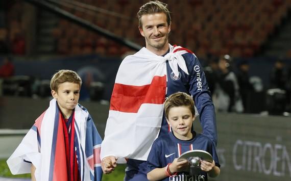 La última función de Beckham