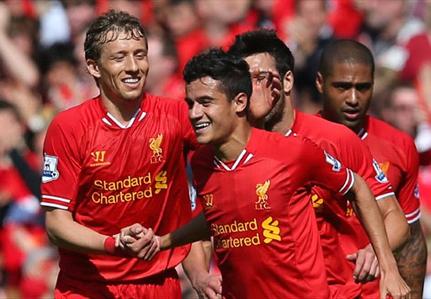 Liverpool 1-0 QPR: Coutinho marks Carragher's farewell with the winner