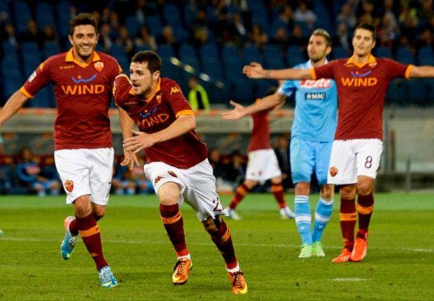 Serie A Round 38 Results: Napoli end Mazzarri era with Roma reverse