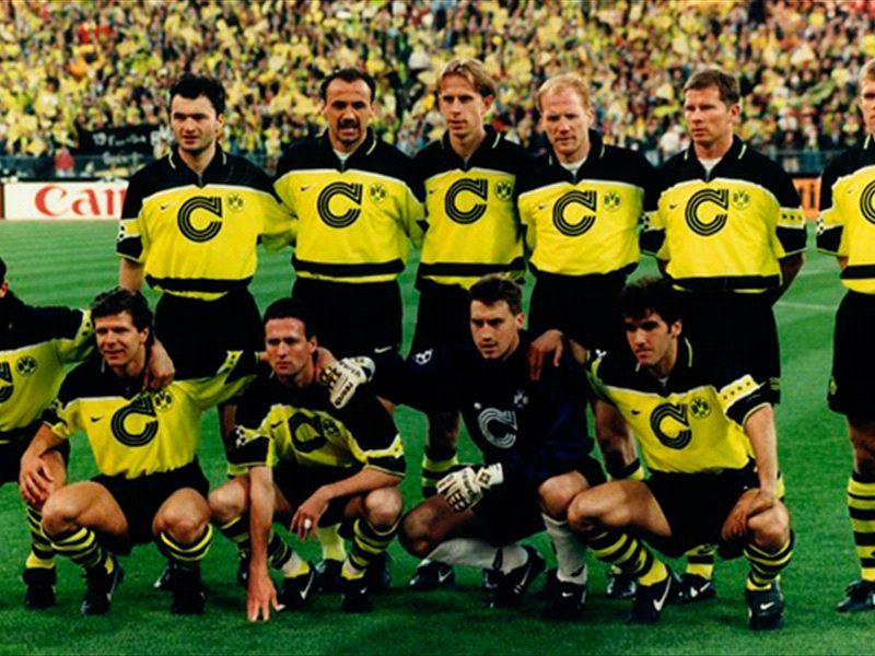 Боруссия 1997 г