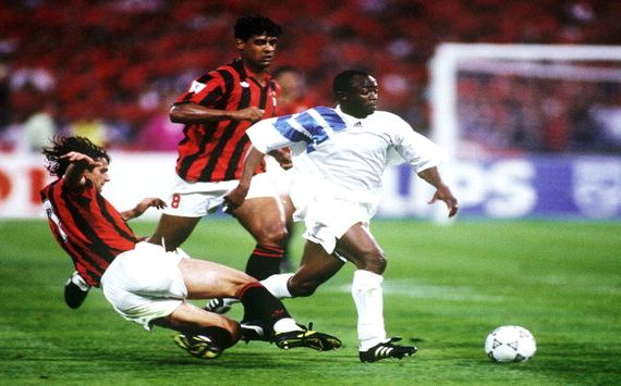 Image result for Abedi Pele Ayew champions league medals