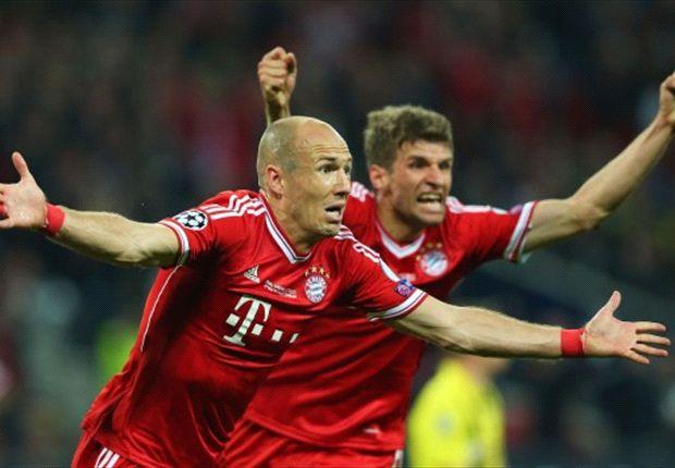 Secara dramatis Bayern Munich merebut gelar Liga Champions kali kelima sepanjang sejarah.