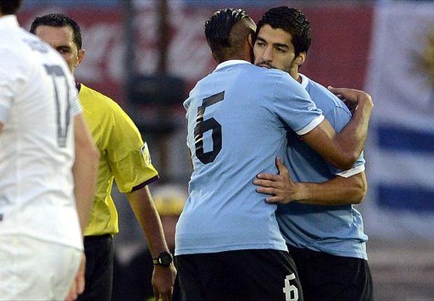 Uruguay 1-0 France: Suarez returns to sink les Bleus