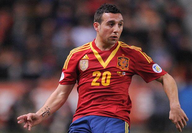 Spain 2-1 Haiti: Cesc on target as Spain amble past Haiti
