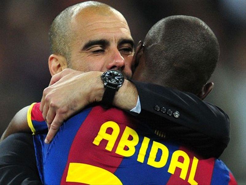 Sondage du jour - Quel club pour Abidal ?