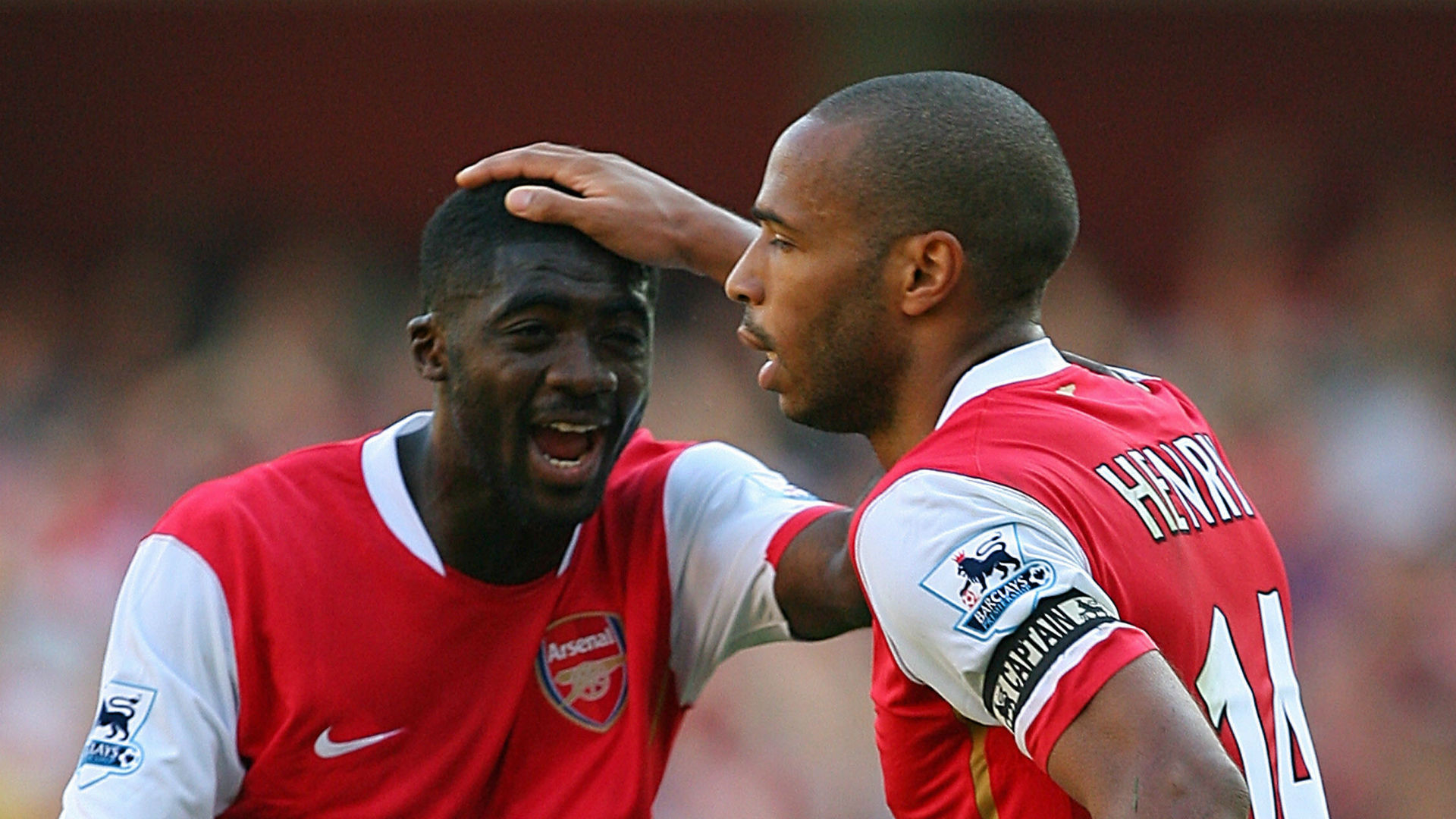 Kolo Toure took out Henry, Bergkamp AND Wenger during Arsenal ...