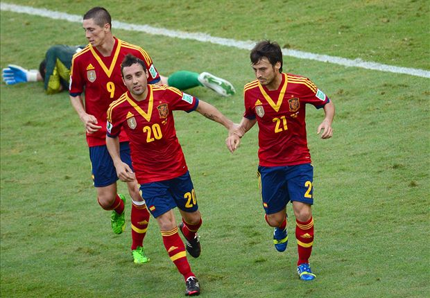 Spain 10-0 Tahiti: Torres nets four in Rio rout