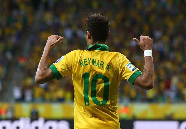 Brasil venció a Italia y se quedó con el Grupo A