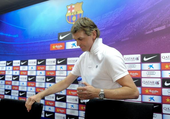 Los momentos de Tito en el Barcelona