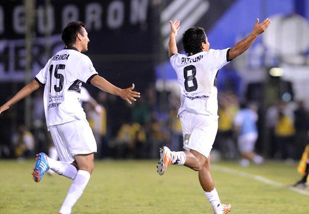 Olimpia 2-0 Atletico Mineiro: Hosts seize control of Copa Libertadores final