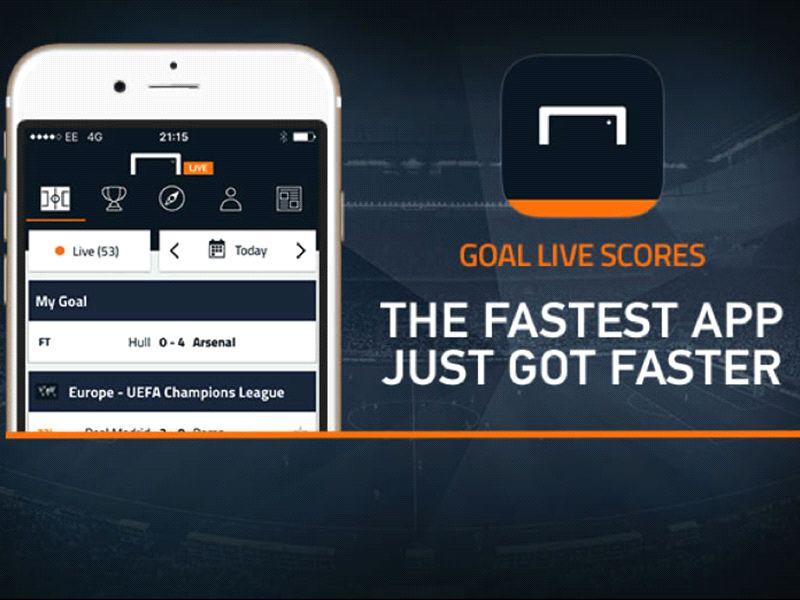 Goal Live Scores App   Goal com