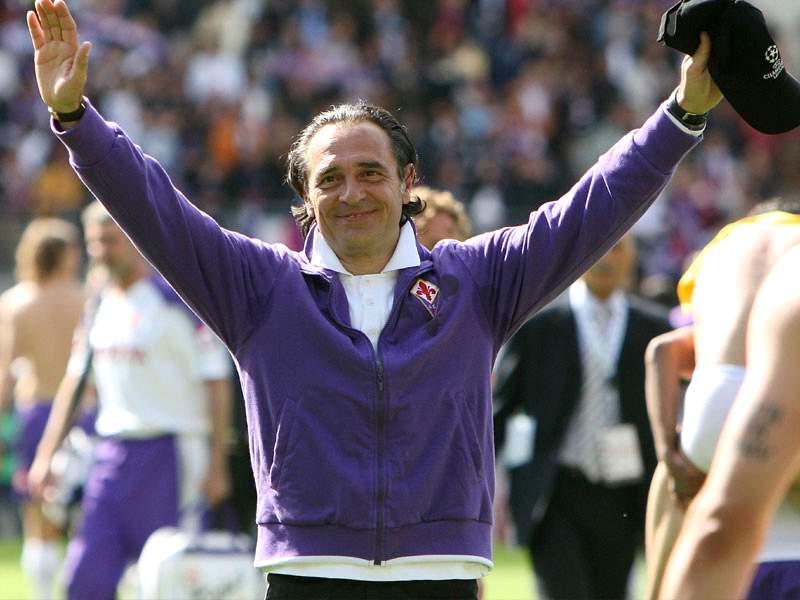 Fiorentina Coach Cesare Prandelli: I Don't Trust Lecce   Goal.com