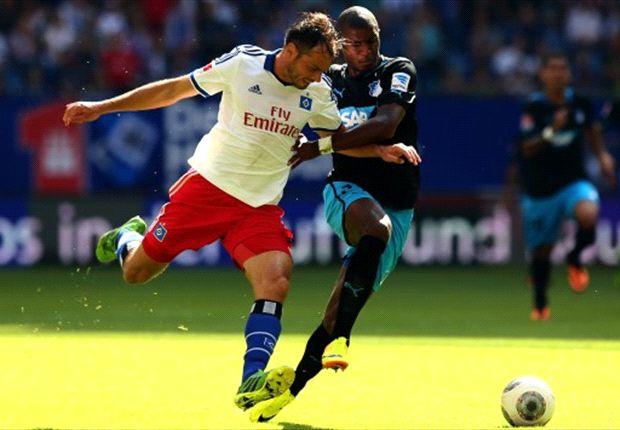 Modeste traf zweimal beim 5:1 gegen den HSV