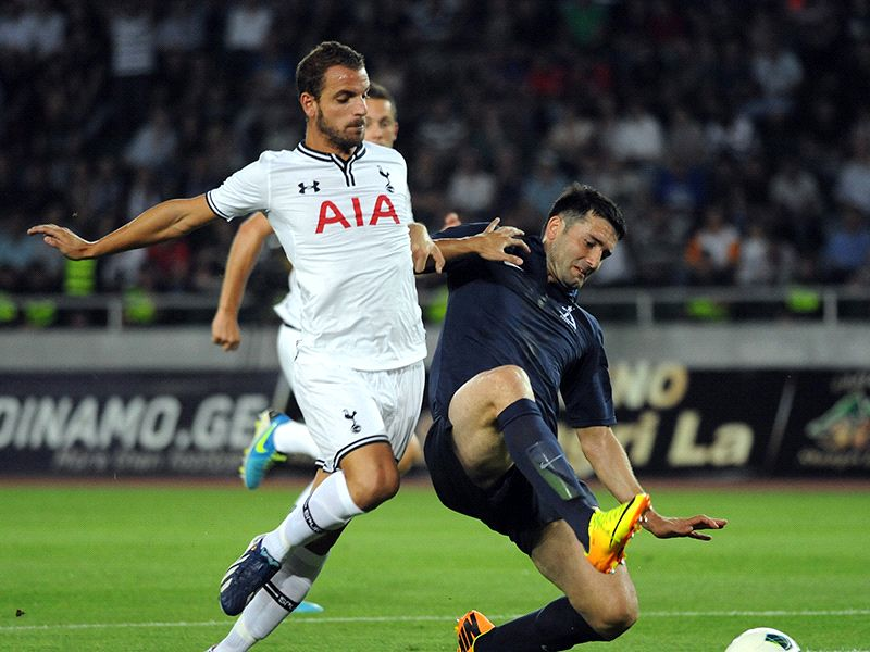 Dinamo tbilisi vs tottenham betting preview high yield spread definition betting