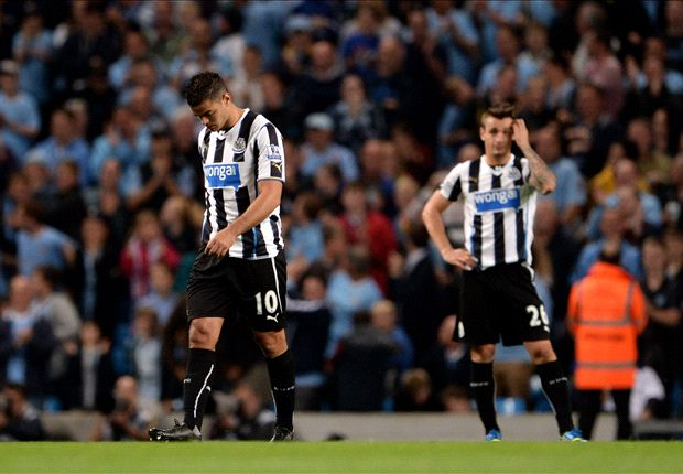 Newcastle - West Ham Preview: Pardew wants home reaction to Manchester City thrashing