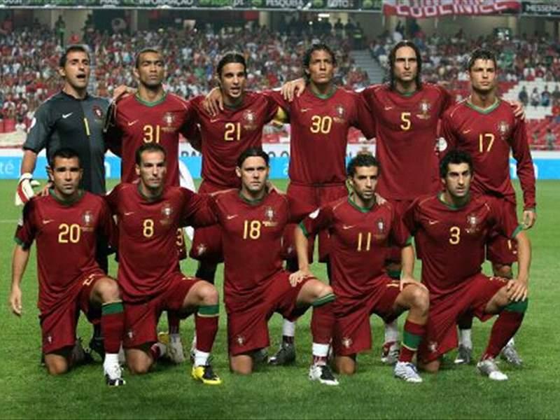 Portugal Team Of The Decade 2000 2010 Goal Com