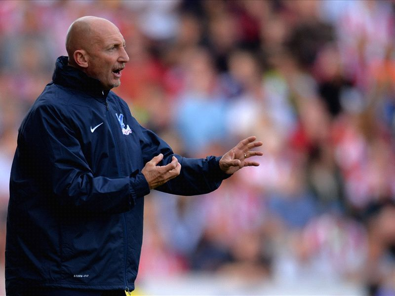 'It's such nonsense' - Crystal Palace chairman denies Holloway exit claims