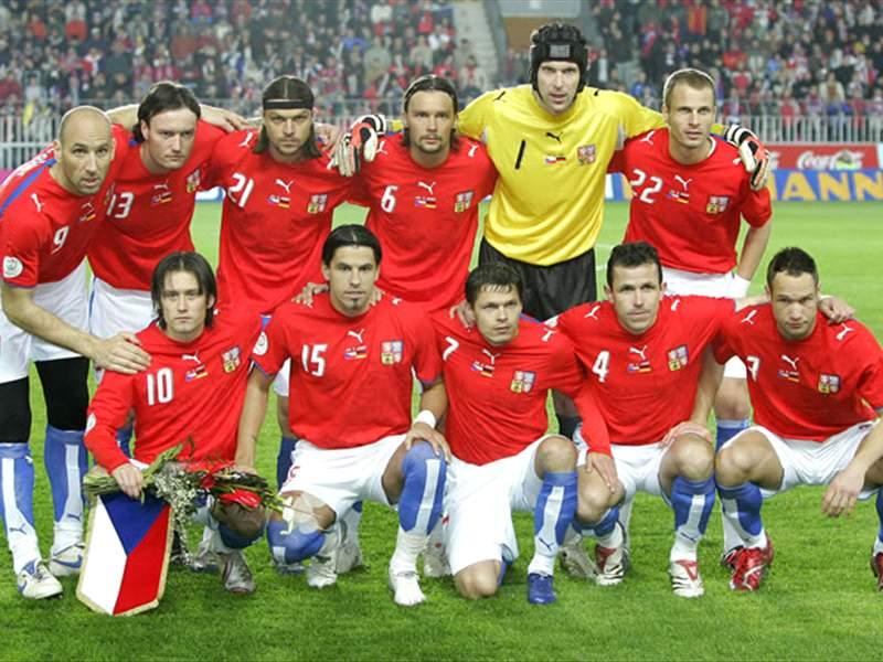 Czechoslavia National Football Team Teams Background 4