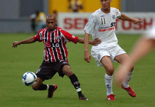San-São decepcionante na Vila: 0 a 0