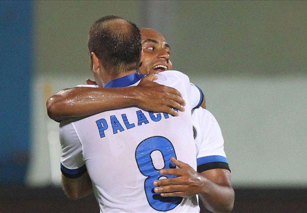 Catania 0-3 Inter: Nerazzurri maintain perfect start