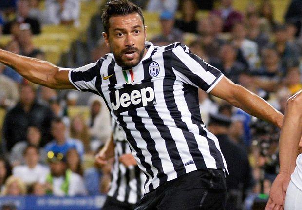 Copenhagen 1-1 Juventus: Quagliarella spares Bianconeri's blushes