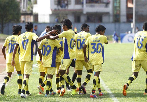 Sri Lanka 5-2 Bhutan: The Islanders score five goals past Bhutan to regain some lost pride