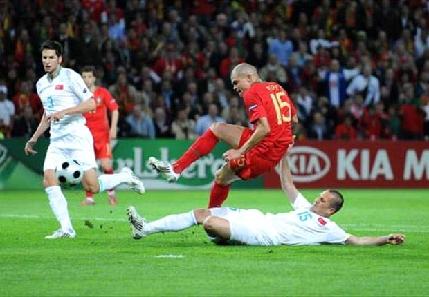 Eurocopa: Los Más y los Menos del Portugal-Turquía