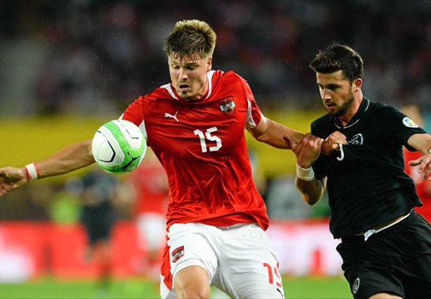 Austria 1-0 Republic of Ireland: Alaba strikes fatal blow to Irish chances