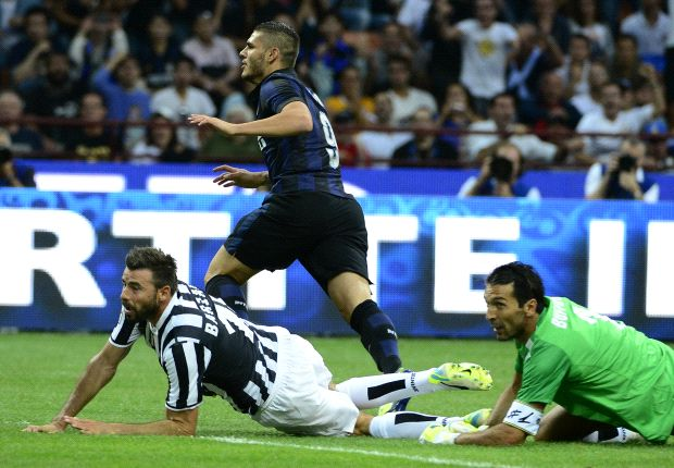 Inter 1-1 Juventus: Spoils shared in tense Derby d'Italia