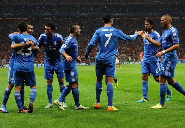 Galatasaray 1–6 Real Madrid: Isco, Benzema y Ronaldo alivian las penas de Casillas