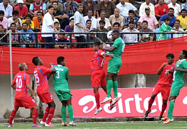 Churchill Brothers SC 0-1 Salgaocar FC: Defending champions suffer early blow