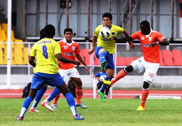 Mumbai FC 1-1 Sporting Clube de Goa: Kalu's penalty wins a point for the visitors