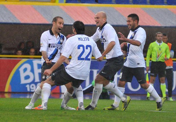 Sassuolo 0-7 Inter: Nerazzurri storm to rampant win