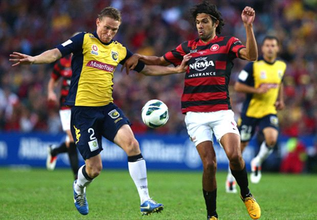 f88c3908e Central Coast Mariners 1 - 1 Western Sydney Wanderers Match preview ...