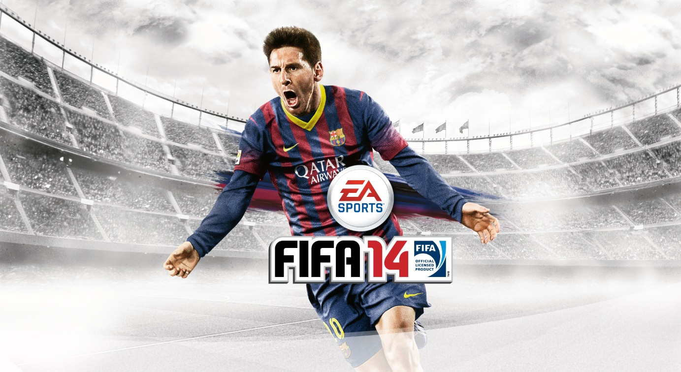 El videojuego fifa a travs de los aos fifa 14 goal nombre del juego fifa 14 voltagebd Gallery