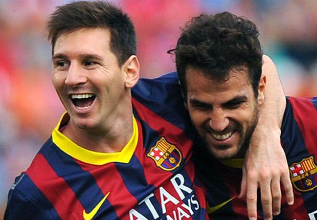 Almeria 0-2 Barcelona: Seven out of seven for the Blaugrana