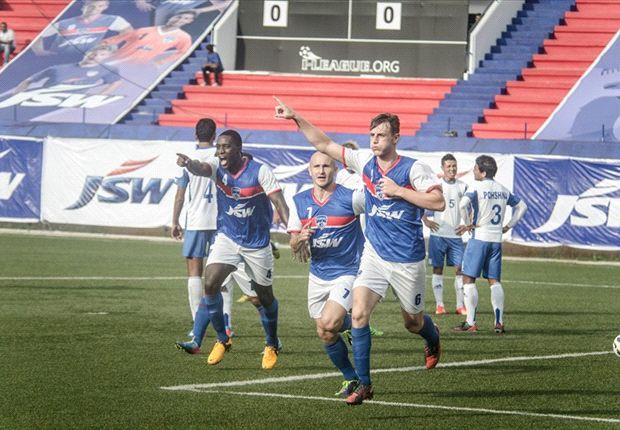Bengaluru FC 3-0 Rangdajied United: Bangalore boys cruise past the north eastern outfit