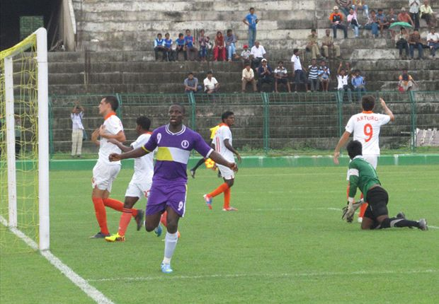 United Sports Club 3-1 Sporting Clube de Goa