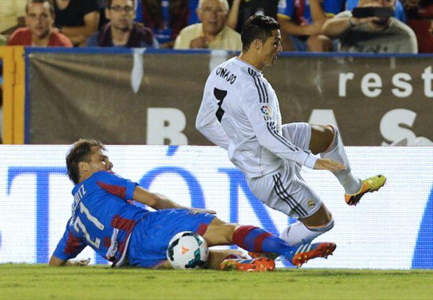 Cristiano Ronaldo a donné la victoire au Real dans les tous derniers instants de la rencontre