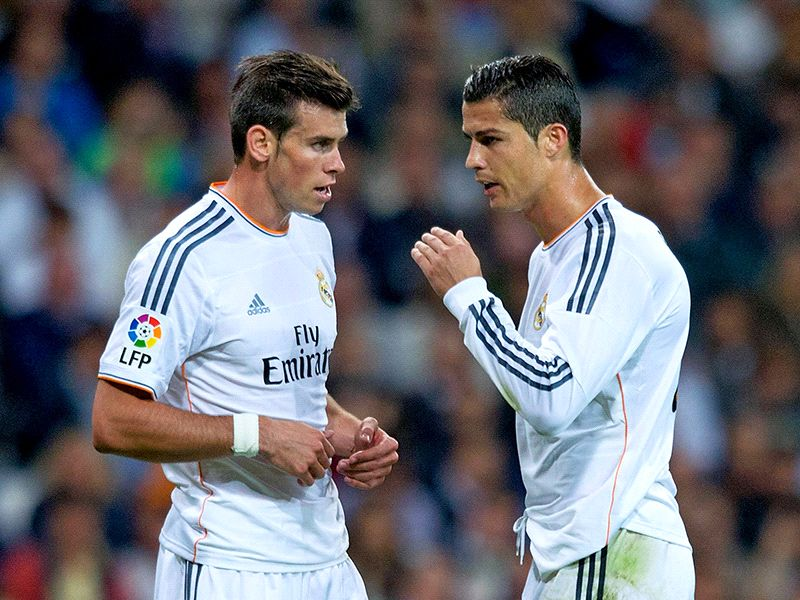'Bale isn't far from Ronaldo and Messi's level'