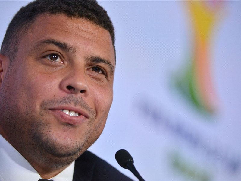 Ronaldo: I'd love to see a Messi or Ronaldo-type playing for Brazil