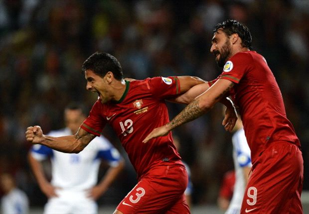 Portugal 1-1 Israel: Ben Basat sinks Seleccao's automatic World Cup hopes