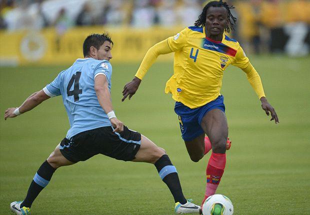 Ecuador 1-0 Uruguay: Hosts end winless streak against Copa America champions