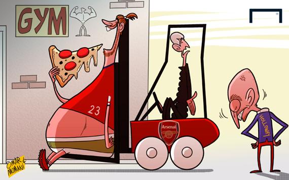 本日のひとコマ漫画:「太っちょベントナーの将来は…」