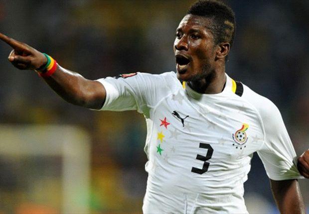 Ghana 6-1 Egypt: Black Stars rout feeble Pharaohs