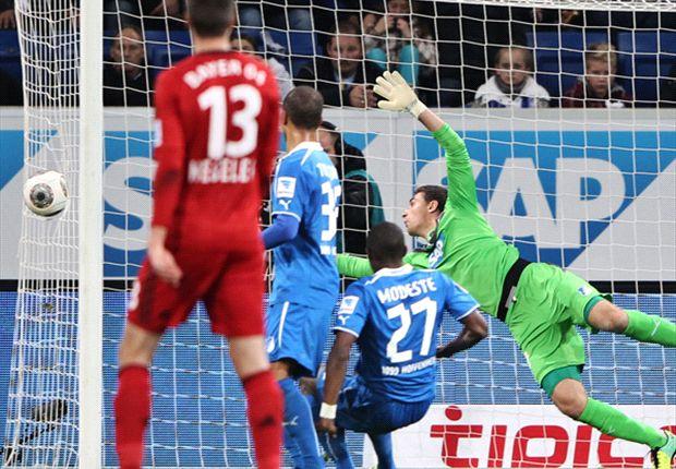 Hoffenheim 1-2 Bayer Leverkusen: Phantom Kiessling goal haunts hosts